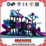 子供のための中国の製造の最もよい価格のComercialの屋外の運動場