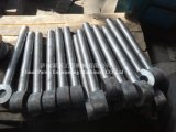 Pistão hidráulico Rod do aço inoxidável com fazer à máquina do CNC