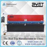 Máquina de estaca hidráulica do CNC para a placa de aço e a placa de aço inoxidável