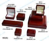 Jewelry de madera Box Made en China