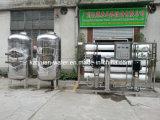 RO het Systeem van de Omgekeerde Osmose van de Machine van de Filter van de Reiniging van het Water van de Installatie van de Behandeling van het Drinkwater (1000L/H)