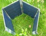 40W 이동 전화 방수 Foldable 태양 에너지 충전기 부대