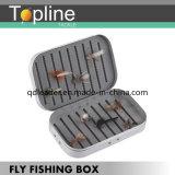 Fliegen-Fischen-Gerät-Kasten mit Alu Material