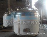 Tanque de mistura Jacketed do vapor industrial do alimento do aço inoxidável com agitador (ACE-JBG-9V)