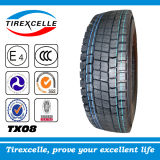 285/75r24.5、Excellent反Side Skid CharacterのTruck Tyre