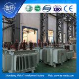 10kv Verteilungs-Stromversorgungen-Transformator der vollen Dichtungs-ölgeschützter ONAN