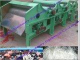Vendita del taglio residuo della fibra del panno della Cina che ricicla la macchina di Porcessing