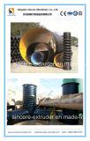 HDPE профилировал линию машину штрангя-прессовани трубы Krah спиральн