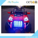 Suspensión del programa piloto del capitán país cruzado 4wheel eléctrica Montar-en el coche del juguete