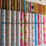 Plancher d'éponge de plancher de PVC de vinyle avec la bonne qualité