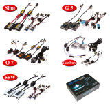 Acessórios de motocicleta HID Xenon Kit 12V 35W 6000k H7 H4 H1 H3 880/881 9005 9006 9007 9004