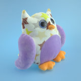 Stuk speelgoed 3 Asst. van de Uil van het Stuk speelgoed van de Gift van de Verjaardag van kinderen