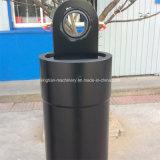 Cylindre télescopique hydraulique à quatre étages