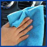 De Handdoeken van de Autowasserette van Microfiber van de Absorptie van het water (QHM88750)