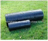 Barrera tejida plástico del control de Weed