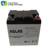 12V 70ahの深いサイクルの再充電可能なSLAによって密封される鉛の酸蓄電池