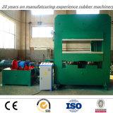 Vorlagenglas-Gummi-vulkanisierenpresse-Gummivulkanisierenmaschine