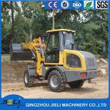 Mini cargadores Zl15 de la rueda del túnel del cargador con Xinchai 498