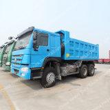 油圧貨物自動車のトラック35トンディーゼル頑丈なトラックのか前部ダンプ