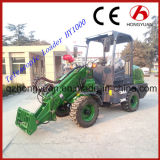 Nouvelle conception 1.0ton Charge nominale poids Hy1000 Telescopic Loader