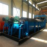 Machine à laver de sable de vis/classificateur spiralé pour le lavage de sable