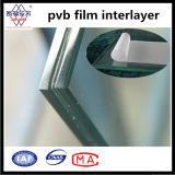 Tempered пленка ясности PVB пользы прокатанного стекла