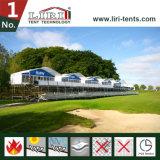 結婚披露宴およびイベントに使用するドームの形の二重デッカーの構造のテント