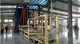 خشب رقائقيّ إنتاج خشبيّة قشرة آلة