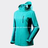 Куртка напольного отдыха водоустойчивая Breathable с капюшоном