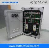 Placa de indicador 960mm*640mm de fundição ao ar livre do diodo emissor de luz dos gabinetes de P10mm (P5mm, P6.67mm, P8mm, P10mm)