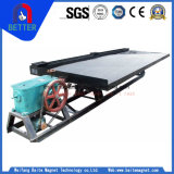 6s Shaking Table Machine pour l'extraction de l'or