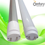 Aluminium + couverture laiteuse Économie d'énergie SMD 1500mm 16W LED T8 Fluorescent Tube Light Tube LED T8 LED Tube