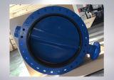 Válvula de mariposa de Dn450 Dn500 Dn600 Dn700 Dn800