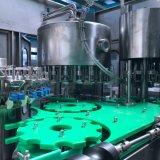 Máquina de rellenar de la construcción del diseño del agua líquida razonable del control numérico