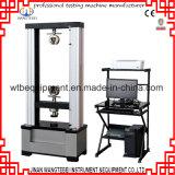 machine de test universelle électronique commandée par ordinateur de résistance à la traction 50kn