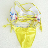 Dame-reizvoller aufgefüllter Bikini im Fabrik-Preis