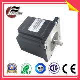 充填機のための電気段階モーター