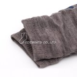 Dame-fantastische Wolle-Socken mit Schnee-Flocken