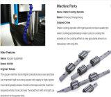 ranurador del CNC 3D 6090 para el acrílico de cobre de aluminio de madera