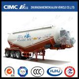 Qualität Cimc Huajun 50cbm Cement Tanker Trailer
