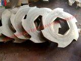 나무로 되는 깔판 또는 플라스틱 깔판 슈레더 제조자