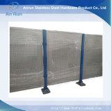 Metallo perforato rivestito del PVC per la rete fissa