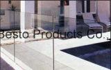 A estaca faz sob medida o fabricante/costume da folha do vidro Tempered do plano/placa (endurecida)