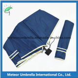 Promotion prefabbricato Gift Folding Mini Windproof Umbrella per Sun e Rain Use