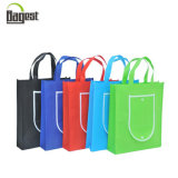 Sacola de compras recicla reciclada reutilizável reciclável PP não tecido