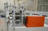 Plastikhaustier-Verpackungs-Brücke-Band-Strangpresßling-Maschine
