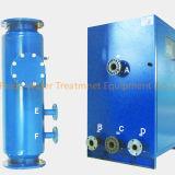 оборудование чистки шарика промышленного Condensor 8t/H Dn50 380V50Hz резиновый