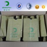Sacos de papel ambientais impermeáveis da proteção para fruta Growing da manga