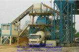 Planta de procesamiento por lotes por lotes concreta de Hongda Hzs60