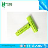 Cilíndrica de iones de litio de 3,7 V de la batería (1500-2700mAh) una antorcha